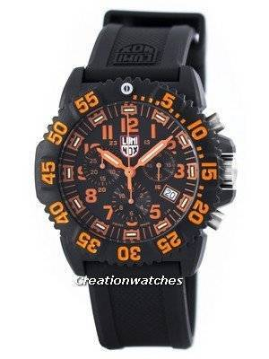 Luminox Navy Seal Colormark Chronograph 3080 Series Swiss Made 200M XS.3089 Men's Watch