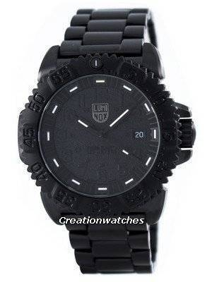 Luminox Navy Seal Steel Colormark 3150 Series Swiss Made 200M XS.3152.BO.NV Men's Watch