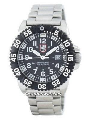 Luminox Sea Navy Seal Steel Colormark 3150 Series Swiss Quartz 200M XS.3152.NV Men's Watch