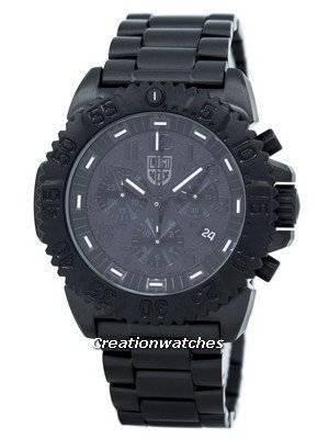 Luminox Navy Seal Colormark Chronograph 3180 Series Quartz XS.3182.BO Men's Watch