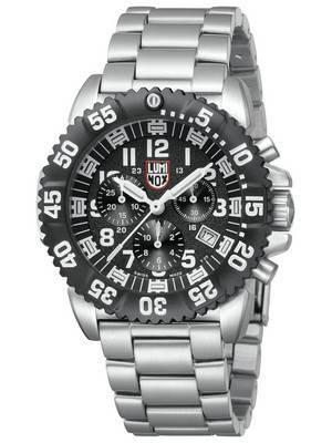 Luminox Sea Navy Seal Colormark Chrono 3180 Series Swiss Quartz 200M XS.3182 Men's Watch