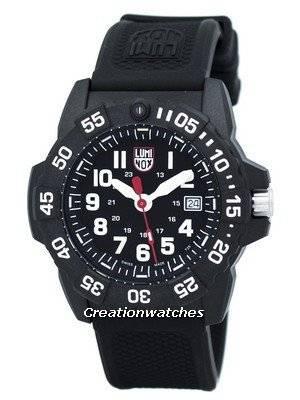 Luminox Navy Seal 3500 Series Quartz XS.3501 Men's Watch