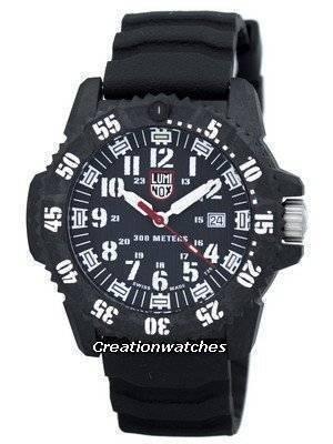 Luminox Master Carbon Seal 3800 Series Quartz XS.3801 Men's Watch