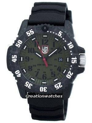 Luminox Master Carbon Seal 3800 Series Quartz XS.3813 Men's Watch