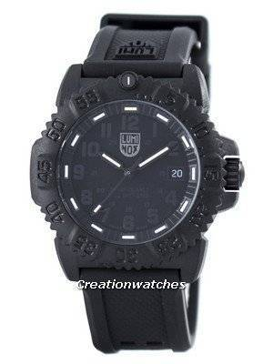 Luminox Navy Seal Colormark 7050 Series Swiss Made 200M XS.7051.BO.1 Women's Watch