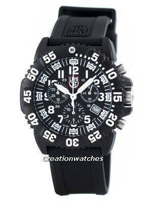 Luminox Sea Navy Seal Colormark Chrono 3080 Series Swiss Quartz 200M XS.3081 Men's Watch