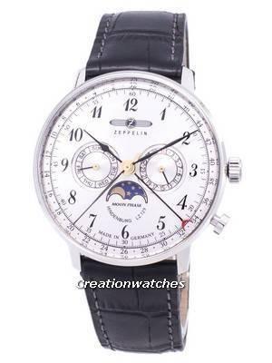 Zeppelin Series LZ 129 Hindenburg Germany Made 7036-1 70361 Men's Watch