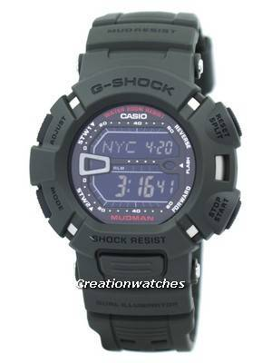 Casio G-Shock Mudman G-9000-3V G-9000-3 Men's Watch