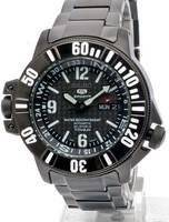 Seiko 5 Automatic Sports Divers Titanium Limited Edition ...