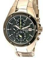 Seiko Titanium Chronograph SNA017P1 Watch