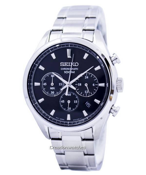 orologio seiko quartz chronograph