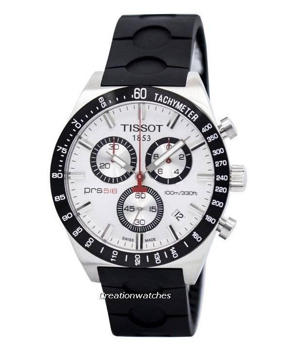 5ab71b3b9a3 Tissot PRS 516 Chronograph T044.417.27.031.00 mannen polshorloge nl