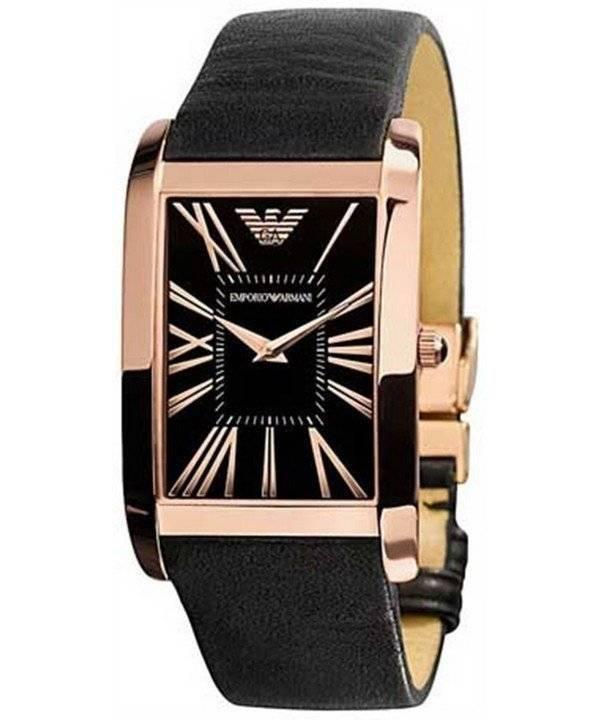 f82ff3fda67 Relógio Emporio Armani clássico Super Slim quartzo AR2034 masculino pt