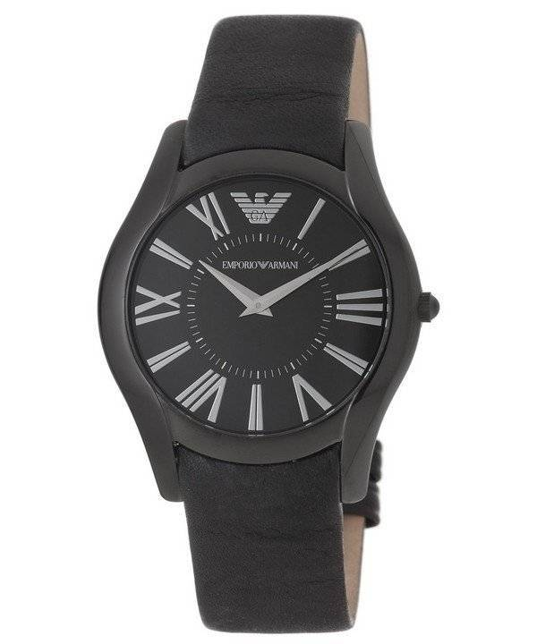 acbd2434e41 Emporio Armani Super Slim relógio de quartzo AR2059 masculino pt