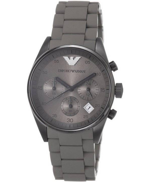 ce35ddeb105 Relógio Emporio Armani cronógrafo Sportivo AR5951 feminino pt