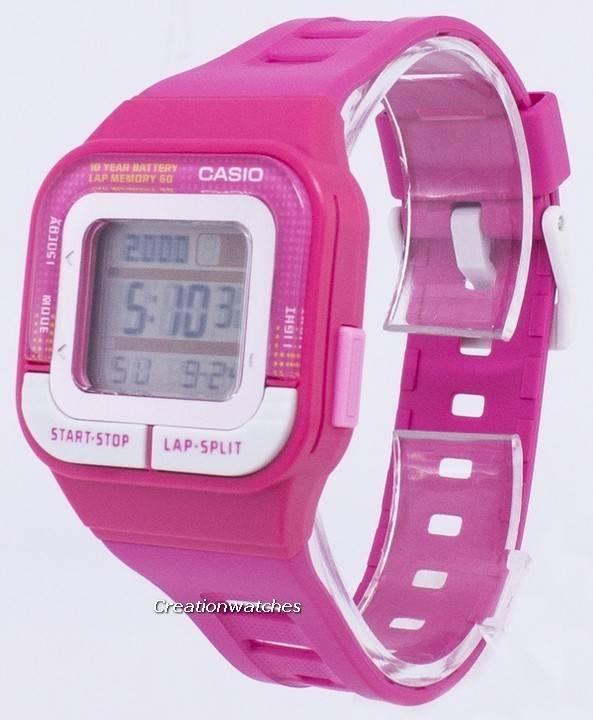 0a5a00ff930 Casio Digital esportes relógio multifunções SDB-100-4ADF feminino pt