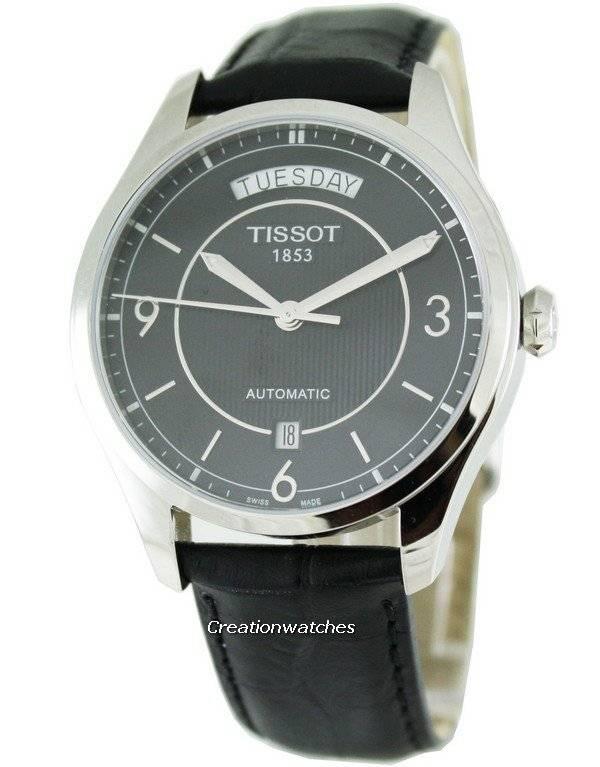 ee2015d5ce6 Relógio Tissot T-um T038.430.16.057.00 automático masculino pt
