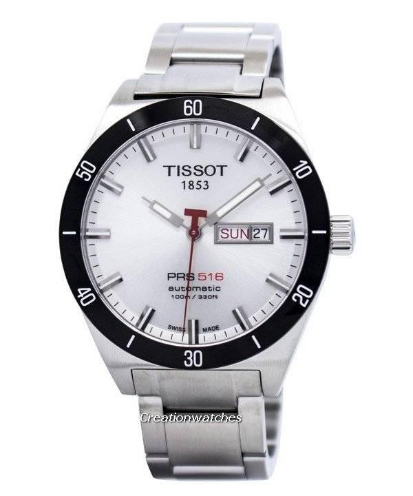 a7dd6523c54 Relógio Tissot T-Sport PRS 516 automático T044.430.21.031.00 T0444302103100  masculino