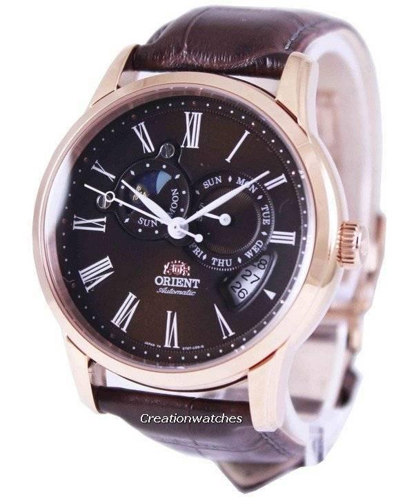 Мужские часы Orient ET0T003T Мужские часы Essence ES-6321ME.351