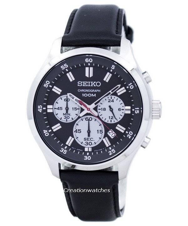 Мужские часы Seiko SKS595P1 Мужские часы Cover Co124.09