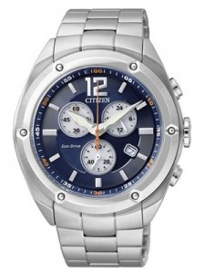 Citizen Eco-Drive Chronograph AT0980-63L AT0980 Men's Watch