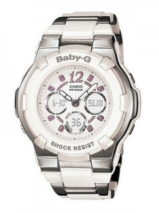 Casio Baby-G BGA-112C-7B Gemmy Dial Womens Watch