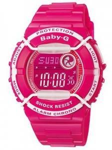 Casio Baby-G BGD-120P-4D BGD-120P-4 Digital Ladies Watch