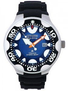 Citizen Diver Aqualand Promaster BN0017-01L BN0017 Men's Watch