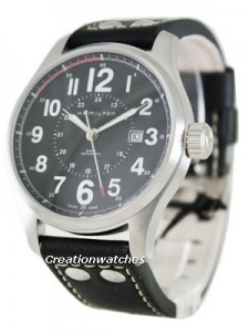 Hamilton Khaki Officer Series Watch