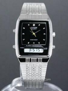 Citizen Ana-digi Vintage Retro JM0520-59F JM0520 Men's Watch