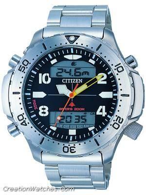Citizen Aquamount Diver Promaster JP3040-59E JP3040 200m Men's Watch