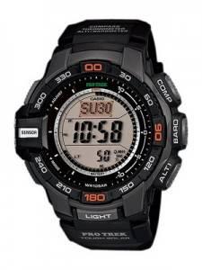 An overview of Casio Protrek Triple Sensor Tough Solar PRG-270-1D PRG-270-1 Men's Watch