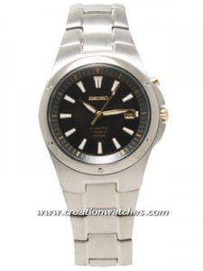 Seiko Kinetic Titanium SKA419P1 SKA419P SKA419 Men's Watch