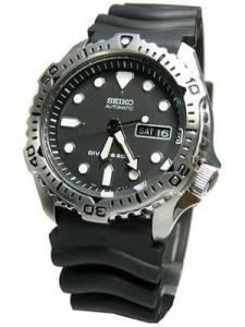 Seiko Automatic Divers SKX171K SKX171 200 Meters Men's Watch