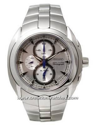 Seiko Arctura Alarm Chronograph SNAC15P1 SNAC15P SNAC15 Watch