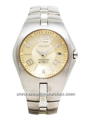 Seiko Arctura Kinetic Auto Relay SNG067P1 SNG067P SNG067 Watch