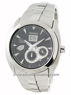 Seiko Arctura Kinetic Perpetual Calendar SNP031P1 SNP031P SNP031 Men's Watch
