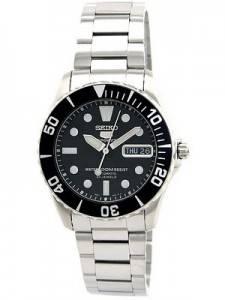 Seiko 5 Sports Automatic Diver's Mid-Size SNZF29K1 SNZF29K SNZF29 Men's Watch
