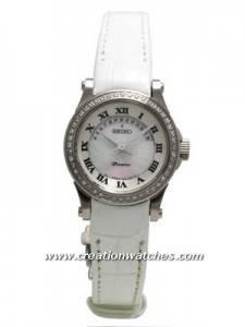 Seiko Premier SXD775P1 SXD775 with 48 diamonds Ladies Watch