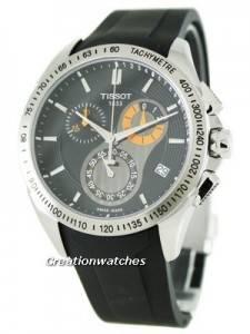 Tissot Veloci-T Chronograph Mens Watch
