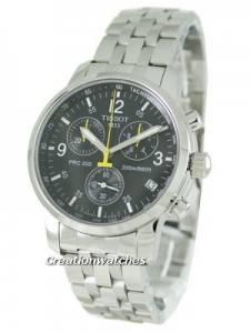 An Review Tissot T-Sport PRC 200 Chronograph T17.1.586.52 Men's Watch
