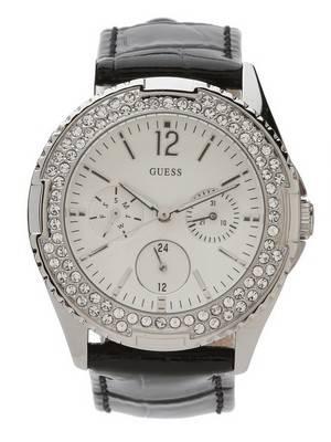 GUESS Analog Display Quartz U0086L3 Women's Watch
