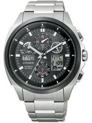 Citizen Attesa Eco-Drive ATV53-3023 Watch