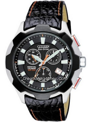Citizen Eco Drive Perpetual Calendar Watch BL5265-21E BL5265-21