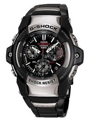 Casio G-Shock GIEZ Chrono Men's Watch GS-1010D-1ADR GS-1010D-1 GS-1010D