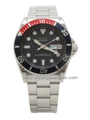 Seiko Diver's Automatic mid-size SKX033K2 SKX033K SKX033