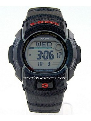Casio G-Shock Classic Men's Watch G-7600-1VDR G7600