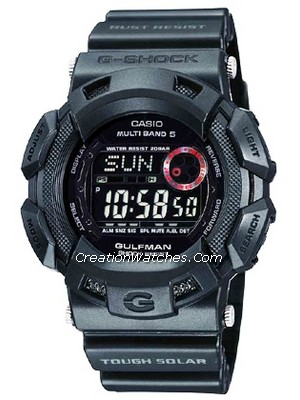 Casio G shock Radio Atomic Controlled Gulfman GW-9100MB-1JF