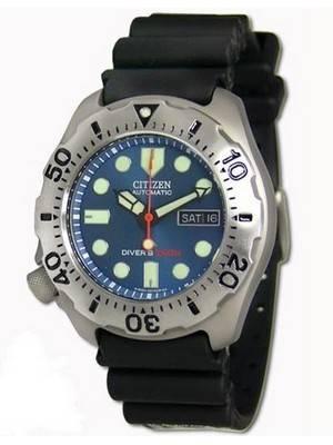 Citizen Diver Titanium Promaster Automatic NY0054-04L NY0054 Men's Watch