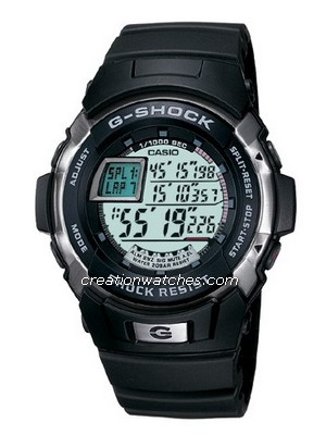 Casio G-Shock G-Spike Watch G-7700-1DR G7700